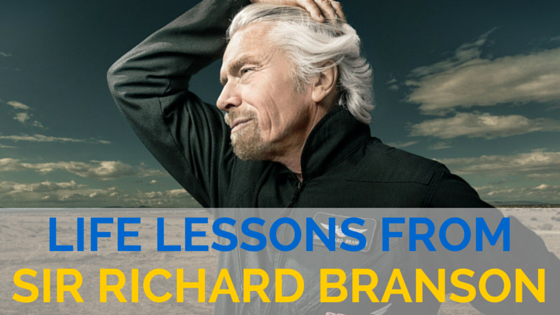 Life Lessons from Sir Richard Branson
