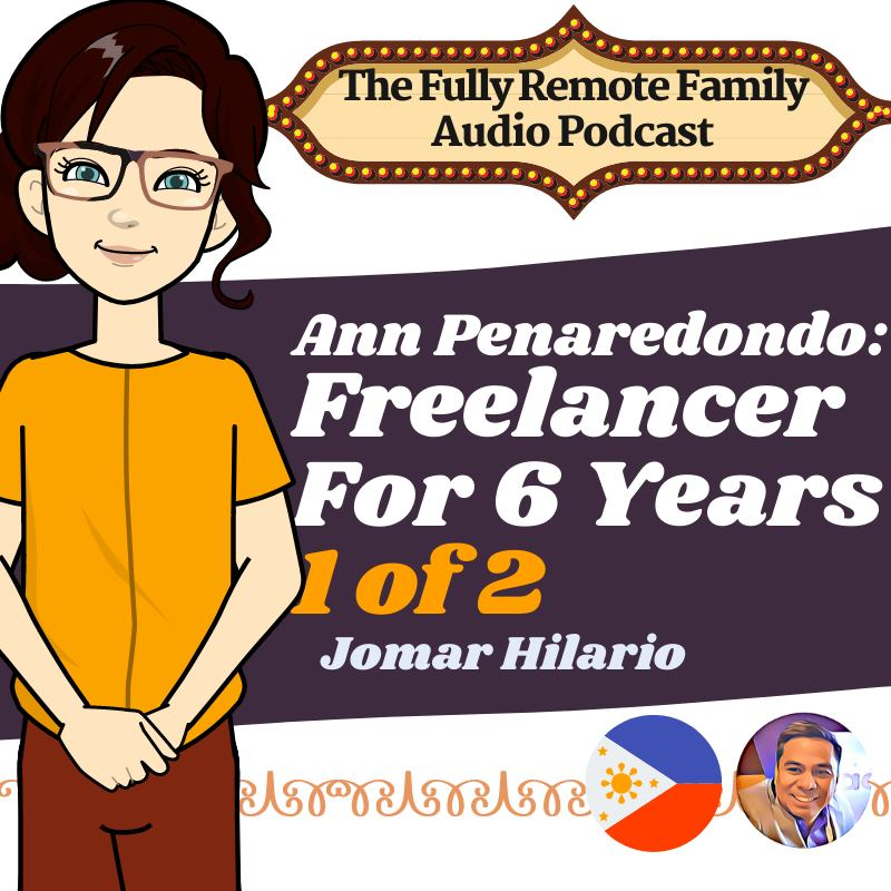 Ann Kristine_Jomar Fully Remote Family Podcast