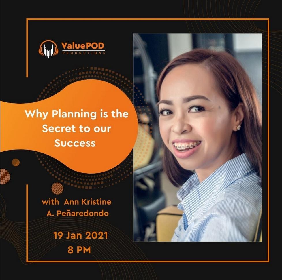 Ann Kristine_ValuePod_Planning Workshop